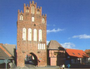 Tribseeser Tor in Grimmen